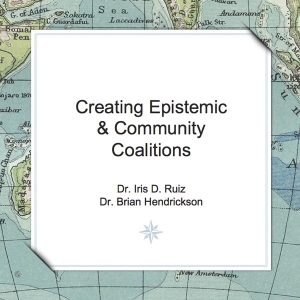 Creating Expistemic and Community Coalitions